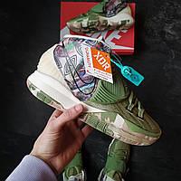 Мужские кроссовки Nike Kyrie 6 (хаки), фото 1