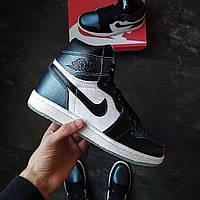 Кроссовки мужские Nike Air Jordan 1 43 р, фото 1