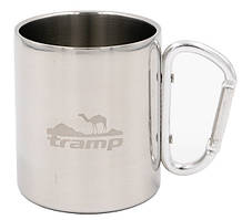 Термокружка с карабином Tramp 350 мл TRC-122