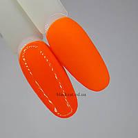 Гель лак Global Fashion Fashion color №14 морковный кислотный 8 ml