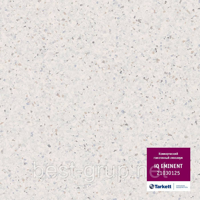 21030125 - линолеум коммерческий гомогенный 34 класс, коллекция IQ Eminent (Эминент) Tarkett (Таркетт)
