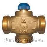 """Термостатический трёхходовой клапан """"Herz"""" 6/4 Calis-TS-RD под термоголовку"""