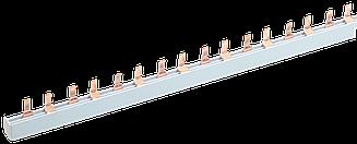 Шина з'єднувальна PIN (штир) 2Р 100А довж. 1м IEK