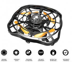 Портативный квадрокоптер UFO ENERGY (Y1102) | Карманный летающий дрон с управлением жестами руки PR3