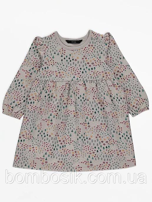 Платье для девочки George, 2-3г (92-98см)