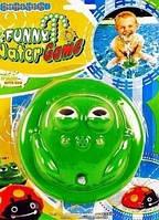 Светящаяся игрушка для ванной в форме Лягушки с фонтаном