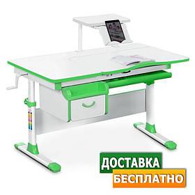 Растущий стол парта для школьника Evo-kids EVO-40