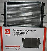 Радиатор водяного охлаждения ГАЗ 3302 (3-х рядный) (с ушами) 51 мм <ДК>