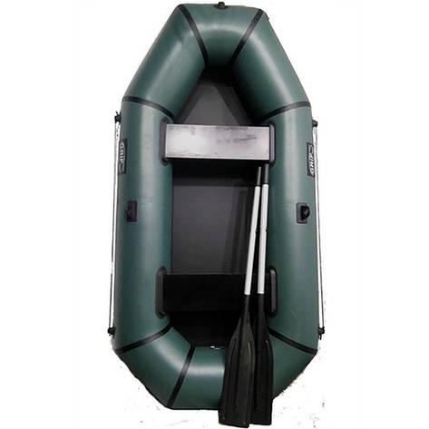 Надувная лодка пвх GRIF boat GH-240 Гриф 240  двухместная, фото 2