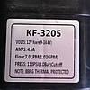 Насос 12 В KF-3205 повышенной производительности с датчиком давления, фото 3