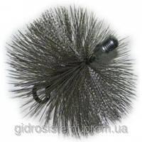 Щетка круглая для чистки дымоходной трубы (d 150)
