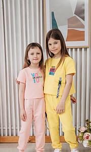 Летний костюм для девочки Анита,р-ры 122-146