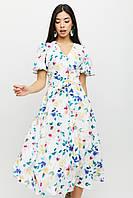 Красиве жіноче плаття в 2х кольорах EMILY