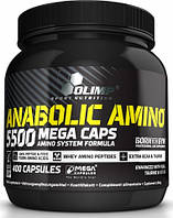 OLIMP Anabolic Amino 5500 Mega Caps (400 caps)