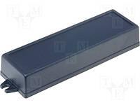 Z51 PS (Kradex) корпус, черный, 27x49x155мм, комплект
