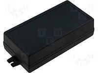 Z52 PS (Kradex) корпус, черный, 40x74x145мм, комплект