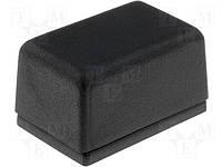 Z63 PS (Kradex) корпус, черный, 15x17x26мм, комплект