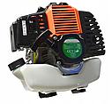 Бензокосілка John Gardner Professional 6JGR 4,4 кВт + захисна маска в подарунок, фото 5