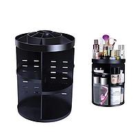 Пластиковый органайзер для косметики, вращение 360 градусов, Косметик бокс ROTATION, фото 1