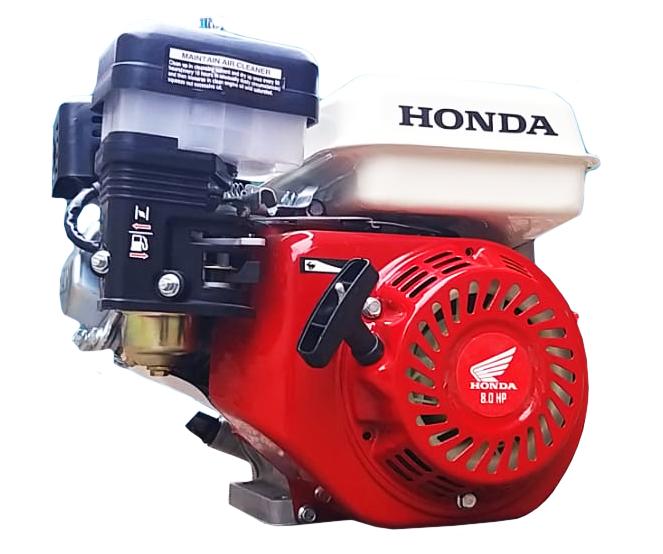 Двигатель бензиновый HONDA GX196/19 (Гарантия 60 месяцев)