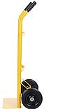 Тележка платформенная ручная грузовая, 80 кг, 1000х460х390 мм. Тележка ручная, фото 2