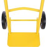 Тележка платформенная ручная грузовая, 80 кг, 1000х460х390 мм. Тележка ручная, фото 9