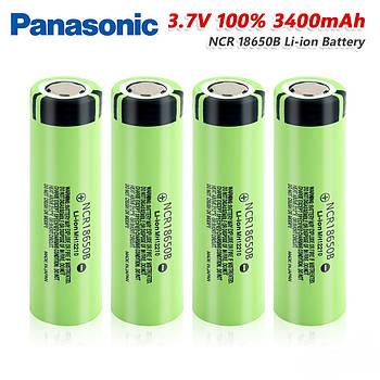 Оригинальный Аккумулятор PANASONIC NCR18650B (MH12210) 3400mAh 8A Li-Ion Japan, Original