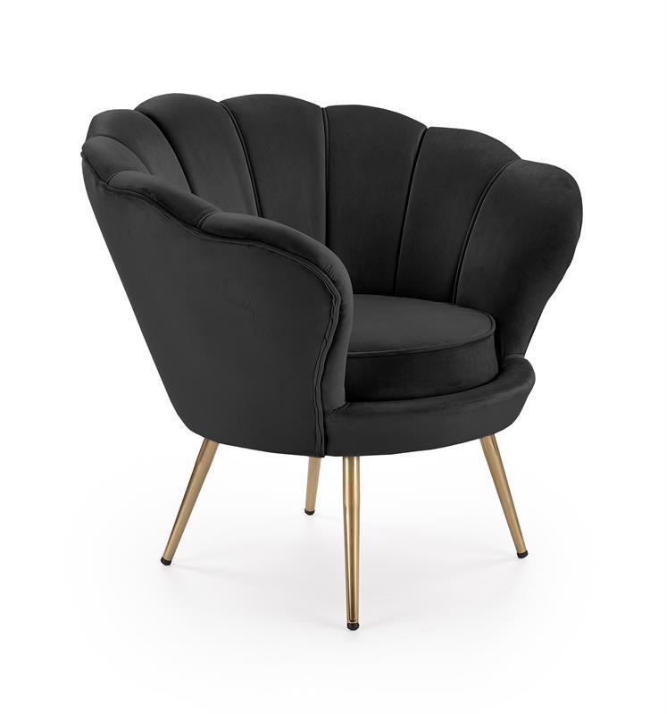 Кресло Amorino  черный (Halmar)