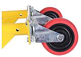 Тележка платформенная ручная, грузовая, 200 кг, 1200х470х540 мм., фото 8
