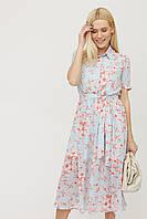Гарне повітряне жіноче плаття в 2х кольорах JACQUELINE