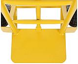 Тележка платформенная ручная, грузовая, 200 кг, 1200х470х540 мм., фото 10