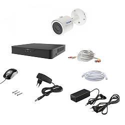 Комплект видеонаблюдения AHD 1OUT 2MEGA