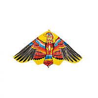 Воздушный змей M 3335 полиэтилен 120 см (Большой Орел)