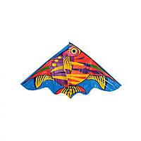 Повітряний змій M 3335 поліетилен 120 см (Рибка)