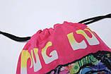 Пляжний рюкзак мішок, фото 3