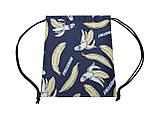 Пляжный рюкзак мешок с бананами, фото 2