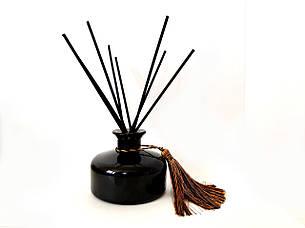 Палочки для аромадиффузора Fragrance Sticks черные 25 см комплект 50 шт, фото 2