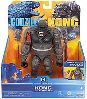 Фигурка Godzilla vs. Kong Конг с боевым топором 15 см 35503