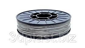ТПУ (TPU) термопластичный полиуретан для 3D печати,1.75 мм серый
