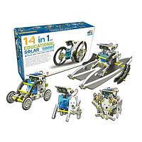 Робот-Конструктор 14 в 1 CIC-Robotics (на сонячних батареях)