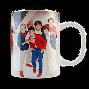 Кружка GeekLand Ван Дирекшен One Direction SN.02.011