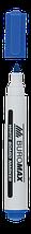 Маркер для магн. досок, синий, 2-4 мм, спиртовая основа
