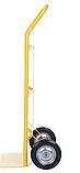 Тележка платформенная ручная, грузовая, 150 кг, 1100х460х400 мм., фото 2