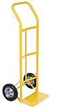 Тележка платформенная ручная, грузовая, 150 кг, 1100х460х400 мм., фото 4
