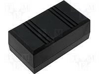 Z45P PS (Kradex) корпус, черный, 43x55x100мм, комплект