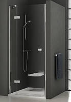 Душевые двери в нишу Ravak SmartLine SMSD2-110 (A) L 0SLDAA00Z1 хром/прозрачное левая