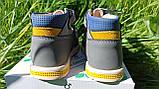 Шкіряні сандалії для хлопчика Tom.m 7149A, 21-26 розміри., фото 4