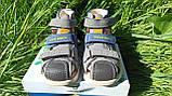 Шкіряні сандалії для хлопчика Tom.m 7149A, 21-26 розміри., фото 7