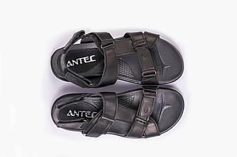Босоніжки Чоловічі чорні ANTEC