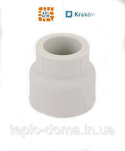 Муфта Редукционная PP-R D40х25 KRAKOW
